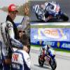 2010 Motogp World Champion Jorge Lorenzo Puzzle