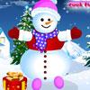 Amazing Snowman Dressup