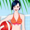Beach Volleyball Dress Up