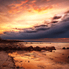 Beautiful Sunset Jigsaw Puzzle
