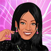 Beyonce Dress up game