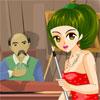 Billiards Girl