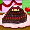 Chocolate Cake Deco