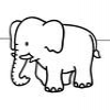 Coloring Elephants -1