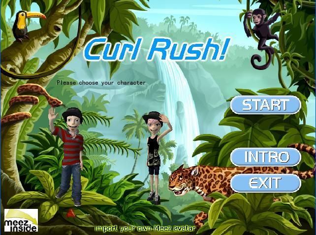 Curl Rush!!!