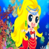 Cute Little Mermaid