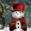 Cute Snowman Jigsaw