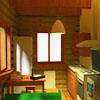 Dozengames Wooden House Escape