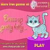 Dress up pretty kitty
