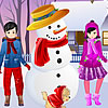 Fun In The Snow Dress Up