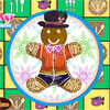 Gingerbread Cookie Decoration