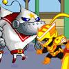 Golden Armor Invincible