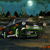 Halloween Graveyard Racing : New Halloween truck racing games