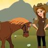Horse Ranch Dressup