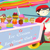 Ice Cream Cart Decoration