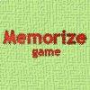 Memorize Game