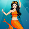 Mermaid Dance Dressup