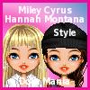 Miley Cyrus Hannah Montana Style