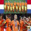 Netherlands, 2nd place in the Football World Cup 2010 Puzzle