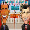 Obama vs Romney Slapathon