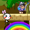 Rainbow Rabbit Invincible