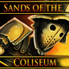 sand of coloseum