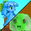 Sapphire Slime