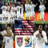 Selection of USA, Group C, South Africa 2010 Puzzle