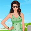 Selena Gomez Celebrity Dress Up