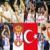 Serbia - Turkey,  Semi-finals, 2010 Fiba World Turkey puzzle