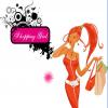 Shopping Girl2-chinese