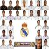 Team Of Real Madrid C.f. 2010-11 Puzzle