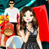 The Beautiful Live Stage Singer Dress Up Game