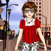 Trendy Sarah in Old Street