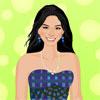 Vanessa Hudgens dressup game