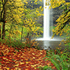 Waterfall in China Jigsaw Puzzle