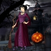 Wiccan Halloween Dress Up