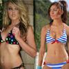 Two Bikini models