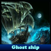 Ghost ship. Spot the Difference