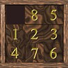 8 Square Slider Puzzle – Challenge