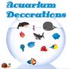 Acuarium decorations