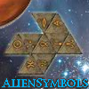外国人符号 Alien Symbols