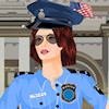 American Police Dress Up