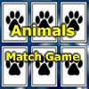 Animals Match Game