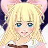 Anime magical girl dress up game