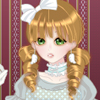 Anime romantic girl dress up game