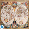 Antique Map Jigsaw Puzzle