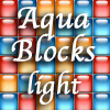 Aqua Blocks light