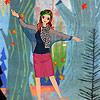 Artist Girl Dressup