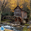 Autumn At The Grist Mill